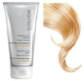 collistar magica cc capelli maschera cura e colore biondo caldo 150 ml