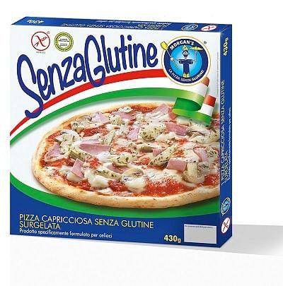 Morgan'S Srl Pizza Capricciosa Surgelata 430 G