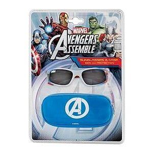 Difar Distribuzione Srl Occhiali Kids Boys Avengers + Custodia