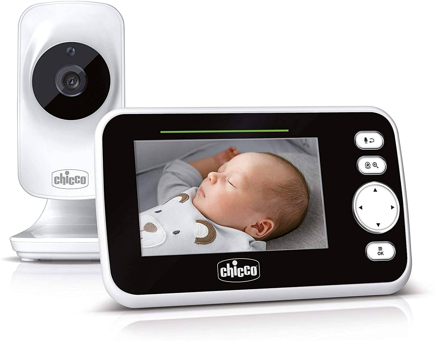 Chicco Baby Monitor Deluxw
