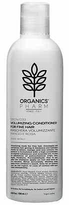 Sma Organics Pharm Volumizing Conditioner For Fine Hair Mango And Rose