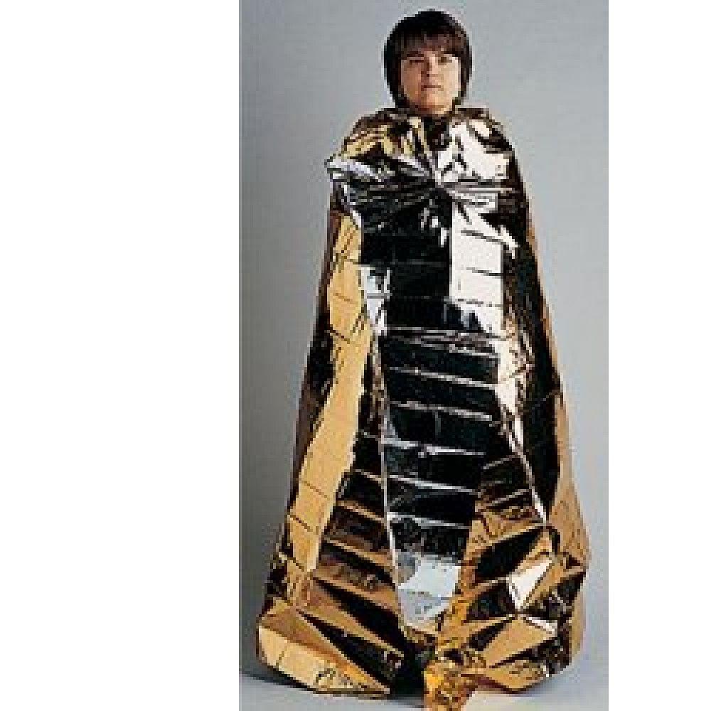 farmacare coperta isotermica oro/argento 160x210cm