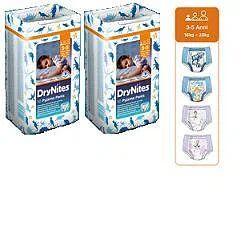 huggies drynites girl small 3/5 anni 16/23 kg pacco piccolo10 pezzi