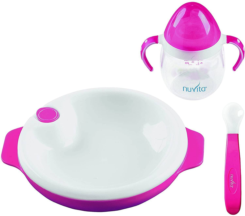 anteprima brands kit pappa 6 mesi + rosa