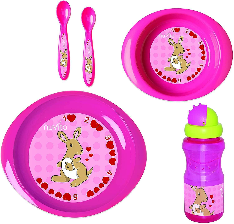 anteprima brands kit pappa 12 mesi + rosa