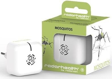 radarhealth repellente elettronico anti zanzare a batterie portatile per casa