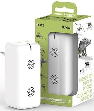 radarcan radarhealth repellente elettronico anti zanzare topi scarafaggi e formiche da re