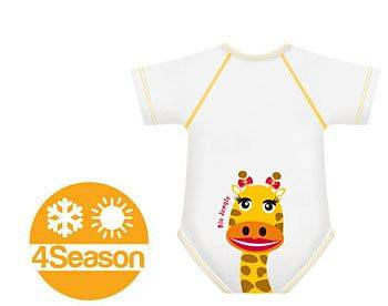 Colpharma Body 0/36m Bio Cotton 4season Giraffa