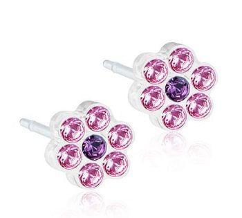 Blomdahl Gioiello Mp Daisy 5mm Peridot\crystal