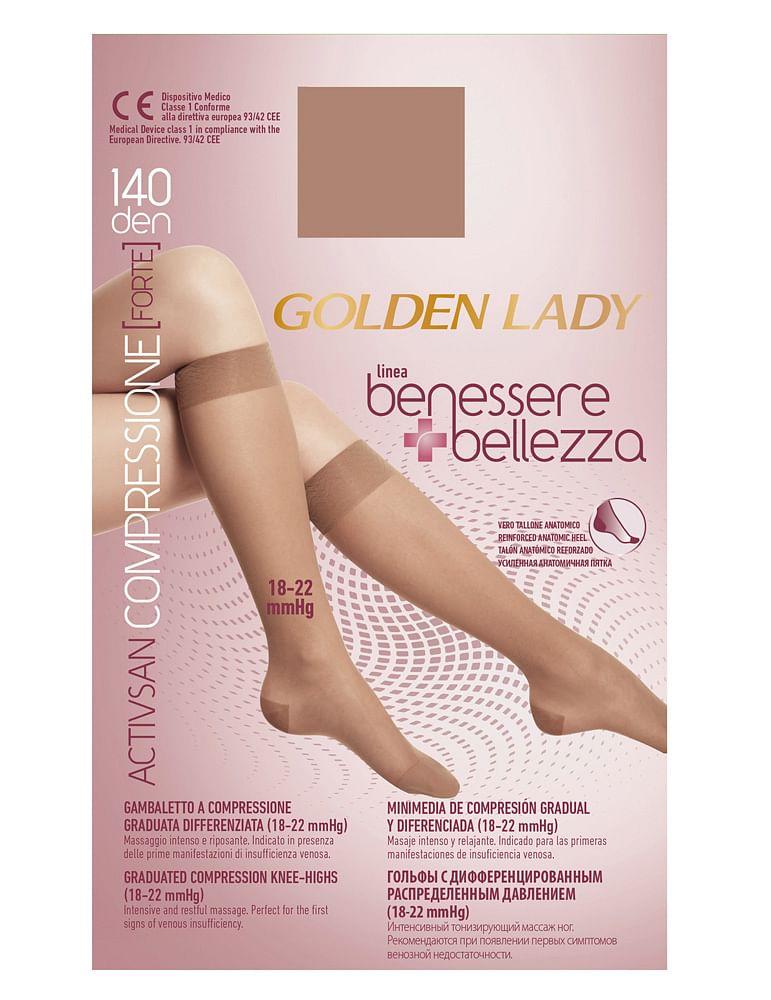 golden lady company golden lady collant benessere&bellezza 140 dore s