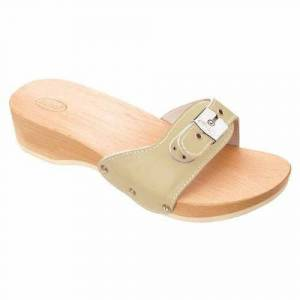 Dr.Scholl'S Div.Footwear Pescura Heel Original Bycast Womens Sand Exercise Sabbia 40
