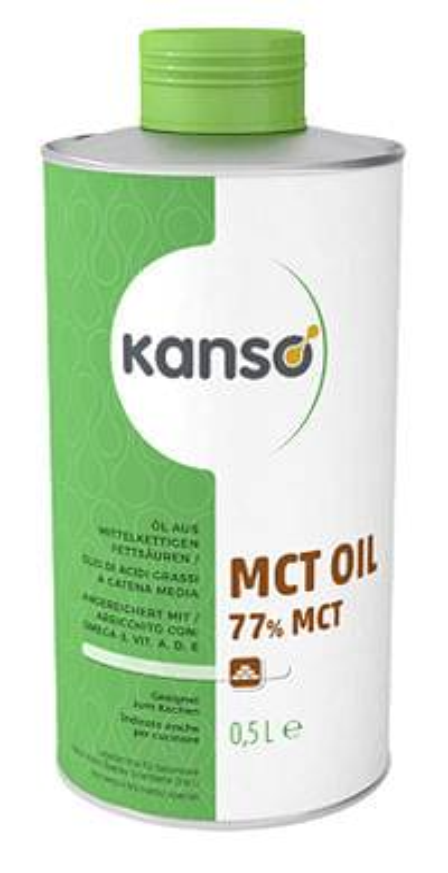 kanso oil mct 77% 500 ml