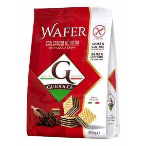 Guidolce Wafer Gusto Cacao 250 G