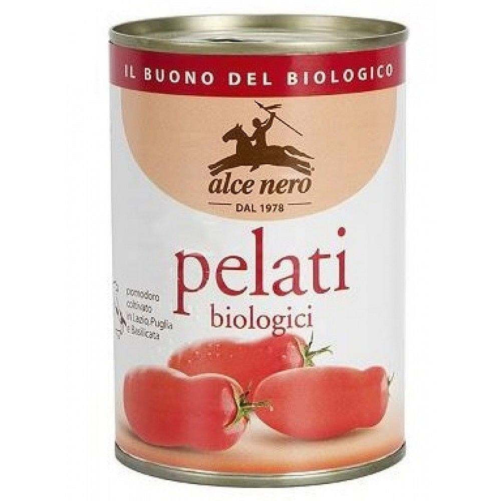 Alce Nero Pomodori Pelati Bio 400 G
