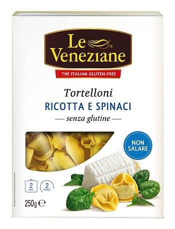 Molino Di Ferro Le Veneziane Tortelloni Ricotta E Spinaci 250 G