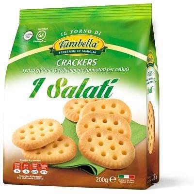 farabella crackers gf 200 g