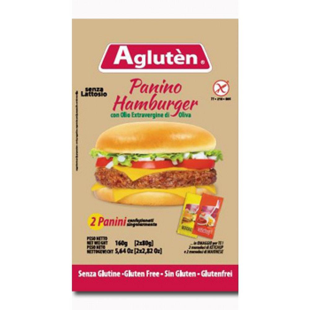 Agluten Panino Hamburger 160 G