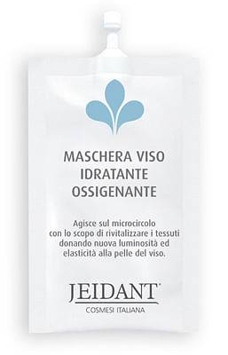 jeidant maschera viso idratante ossigenante 10 ml