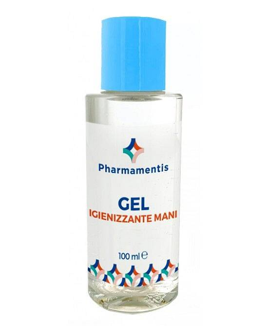 ekuberg pharma pharmamentis gel detergente igienizzante mani 100 ml
