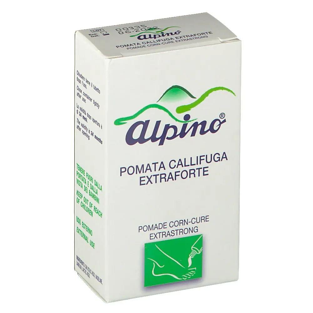 alpino callifugo  pomata 7,5 ml