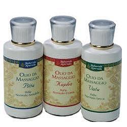 maharishi ayurveda olio da massaggio vata 200 ml