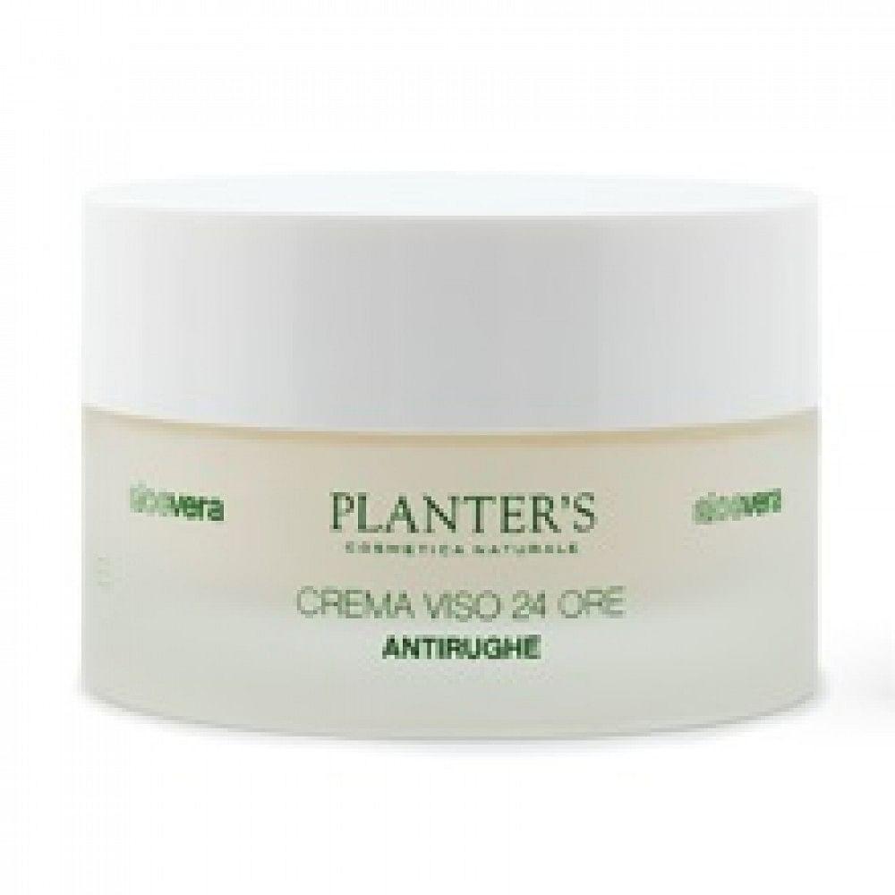 planters planter's aloe crema 24 ore antirughe 50 ml
