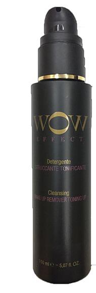 Wow Effect Detergente Micellare Struccante Tonificante 150 Ml