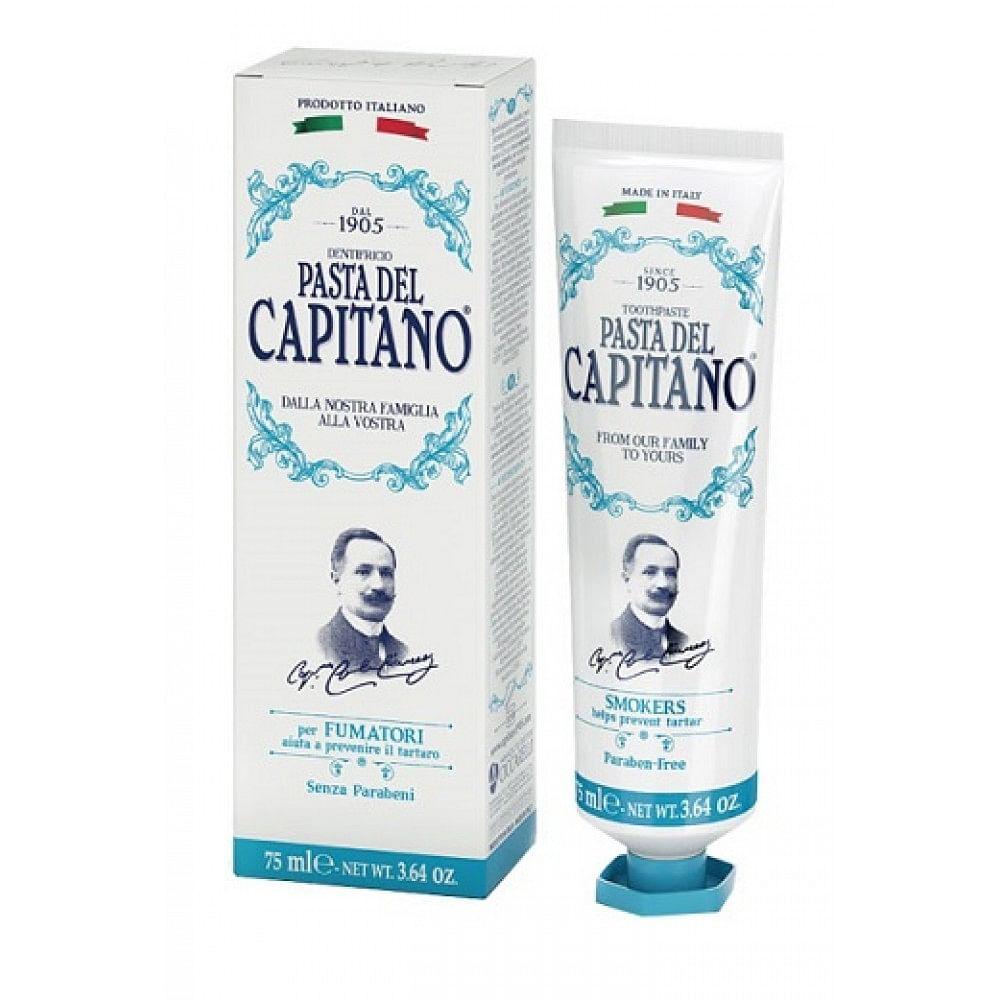 Pasta Del Capitano Capit1905 Dentifricio Fumatori 75 Ml