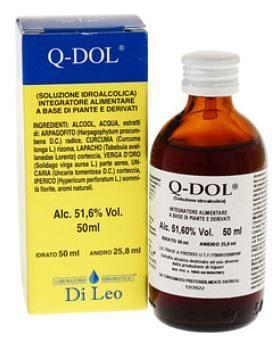laboratorio erboristico di leo q-dol 50 ml