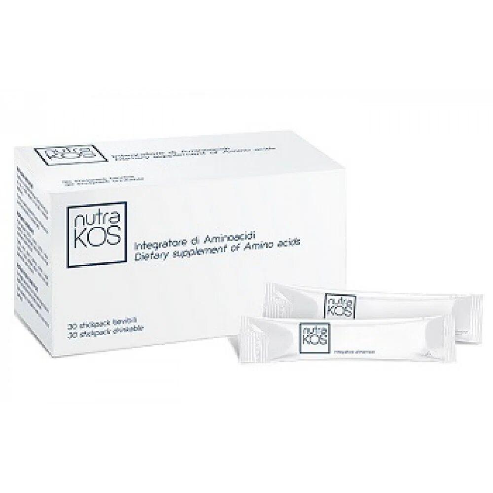 nutrakos integratore di aminoacidi 30 stickpack bevibili da15 ml