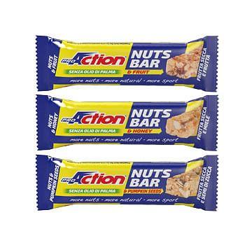 proaction nuts bar frutta 30 g