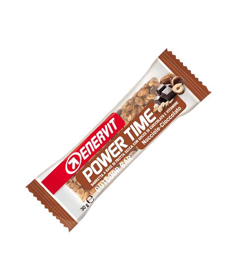 enervit power time barretta senza glutine al cioccolato 1 pezzo