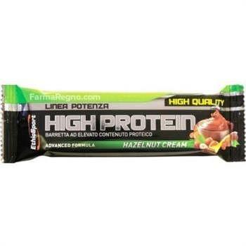 es   brand ethicsport ethicsport barretta proteica potenza high protein halzenut cream 55 g