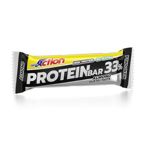 proaction protein bar 33% mandorla 50 g