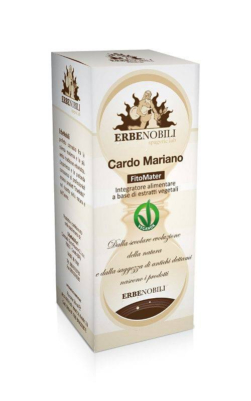 erbenobili srl fitomater cardo mariano 50ml