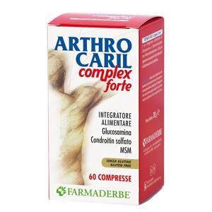 Farmaderbe Arthrocaril Complex Forte 60 Compresse