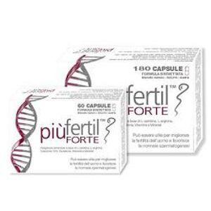 Fertil Piu'  Forte 180 Capsule