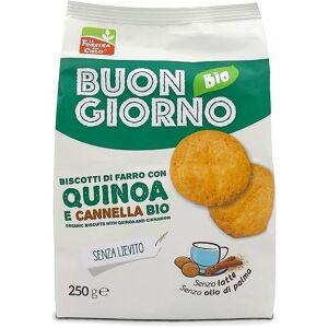 Buongiornobio Biscotti Con Quinoa E Cannella Senza Lievito