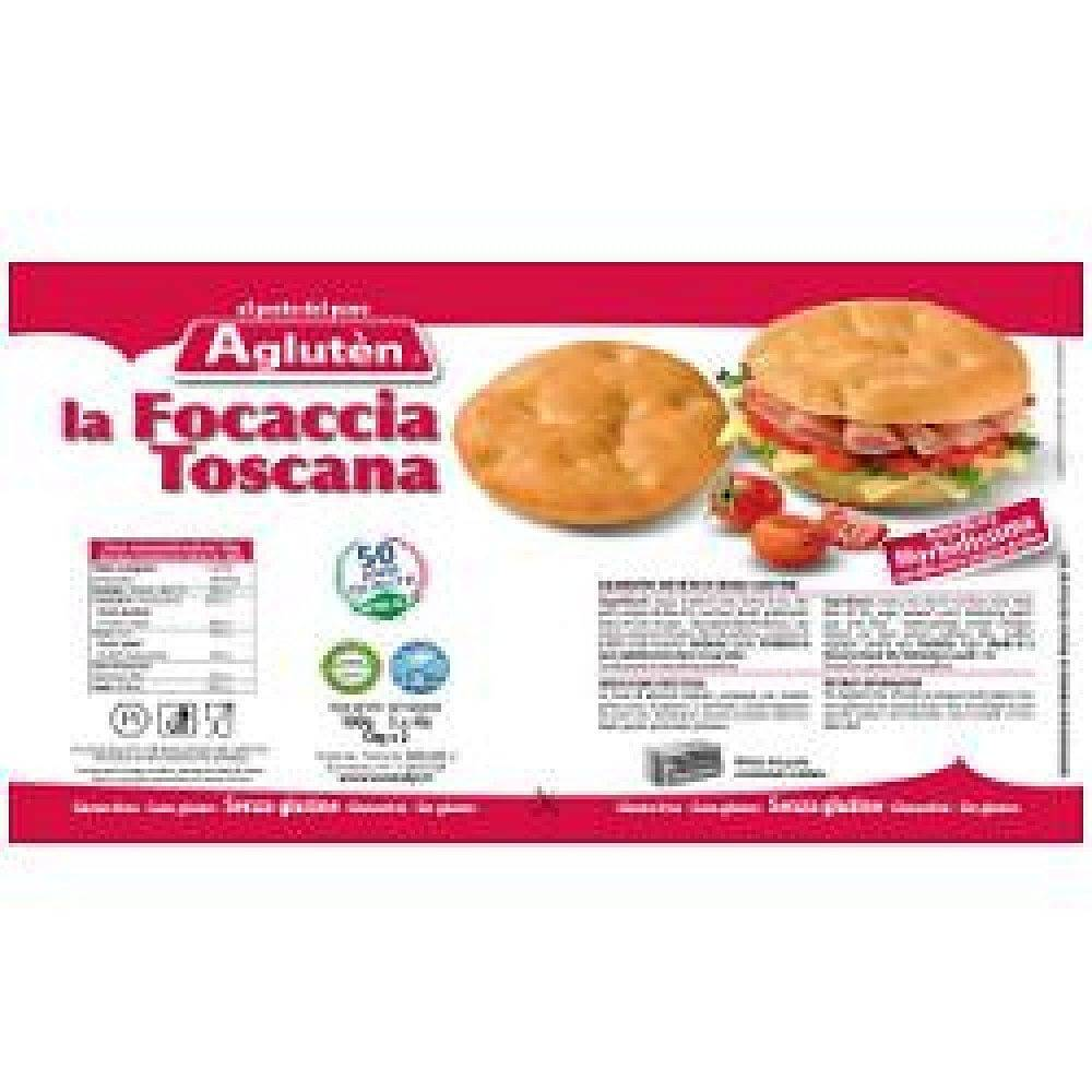 Agluten La Focaccia Toscana 100 G