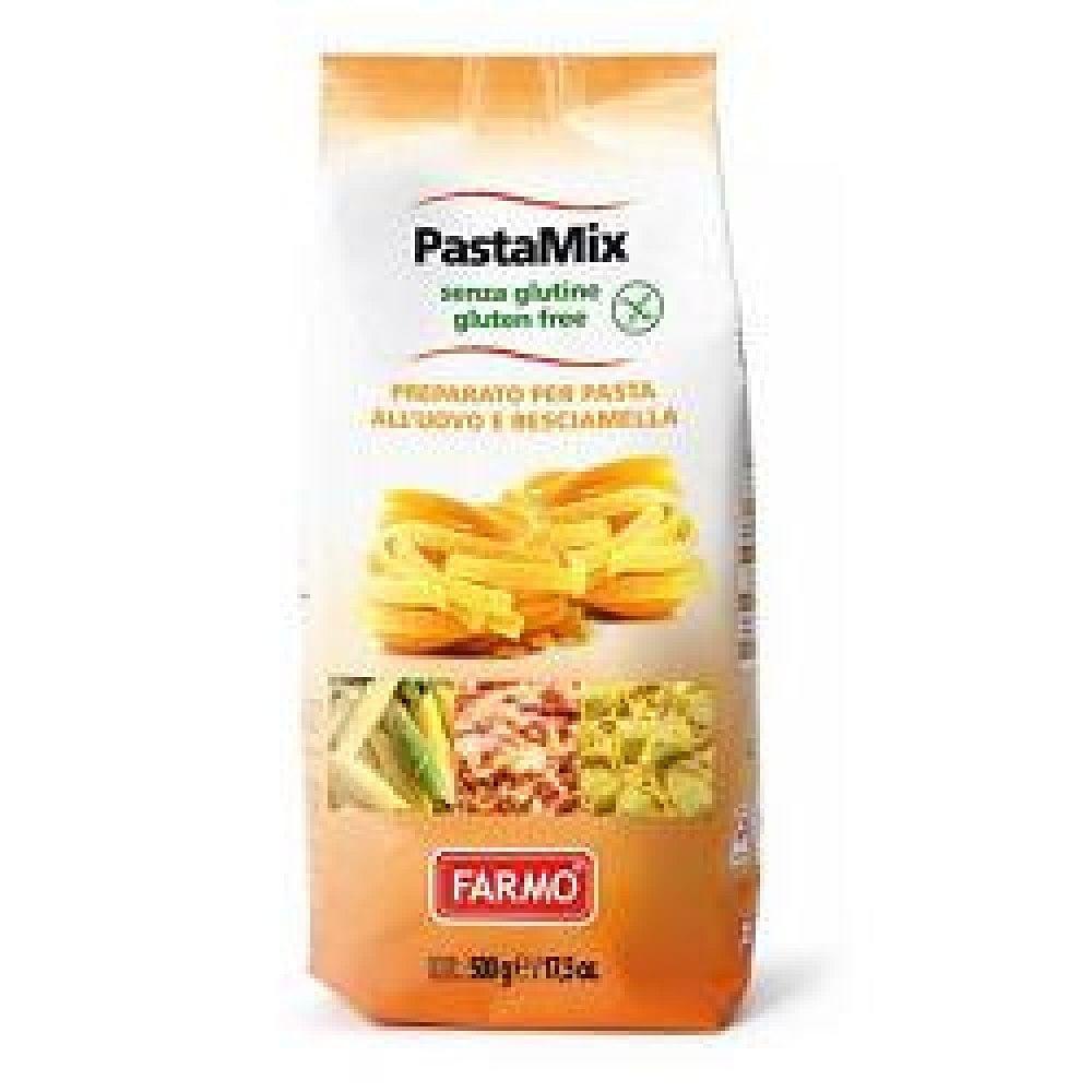 Farmo L'Imbattibile Fibrepan-Pasta Preparato Per Pasta All'Uovo Eper Besciamella 500 G