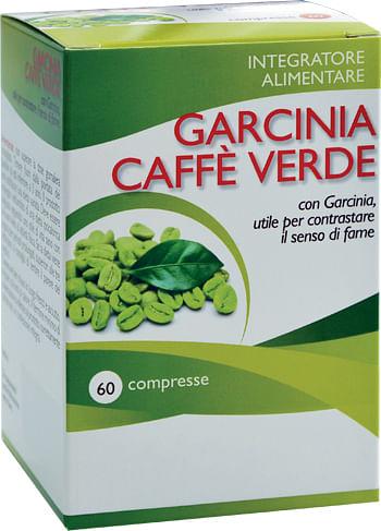 Caffe Verde Garcinia Caffe' Verde 60 Compresse 66 G