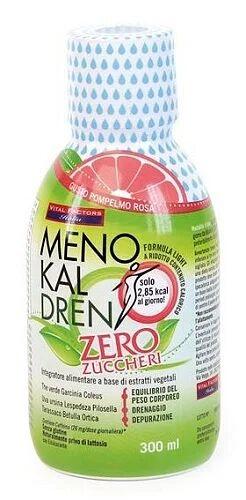 Vital Factors Menokal Dren Zero Zuccheri 300 Ml