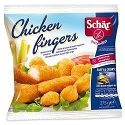 Dr. Schar Schar Surgelati Chicken Fingers 375 G