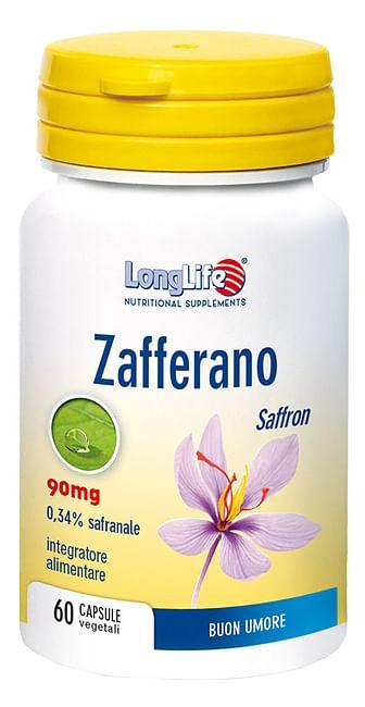 Longlife Zafferano 60 Capsule