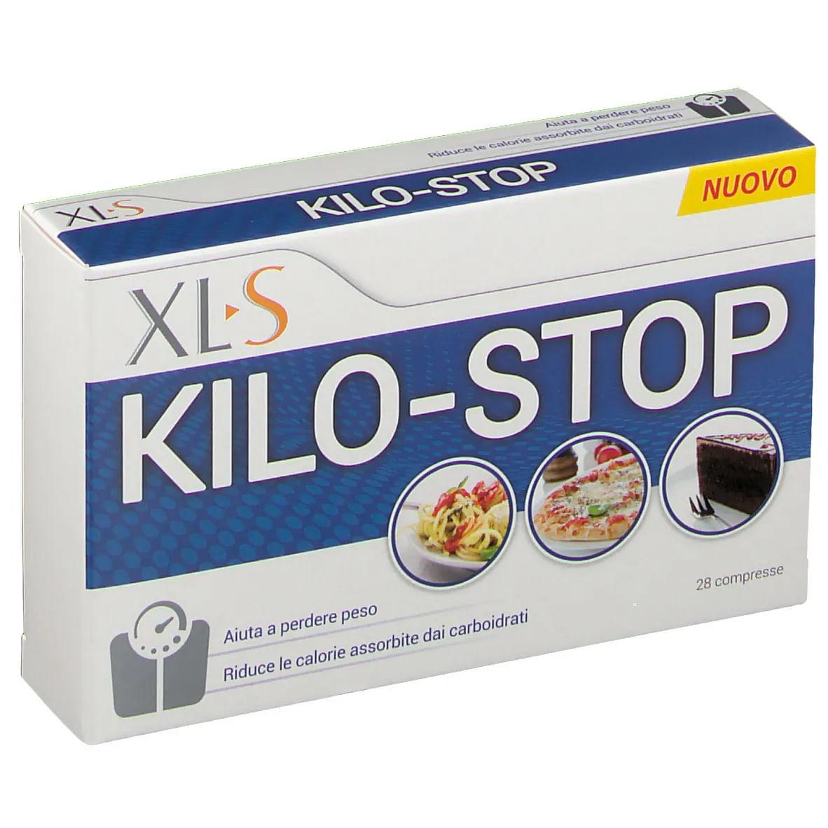 Xl-S Medical Xls Kilo-Stop 28 Compresse