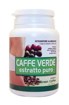Bodyline Caffe' Verde Estratto Puro 60 Capsule