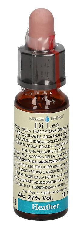 laboratorio erboristico di leo fiori di bach 14 heather 10 ml di leo