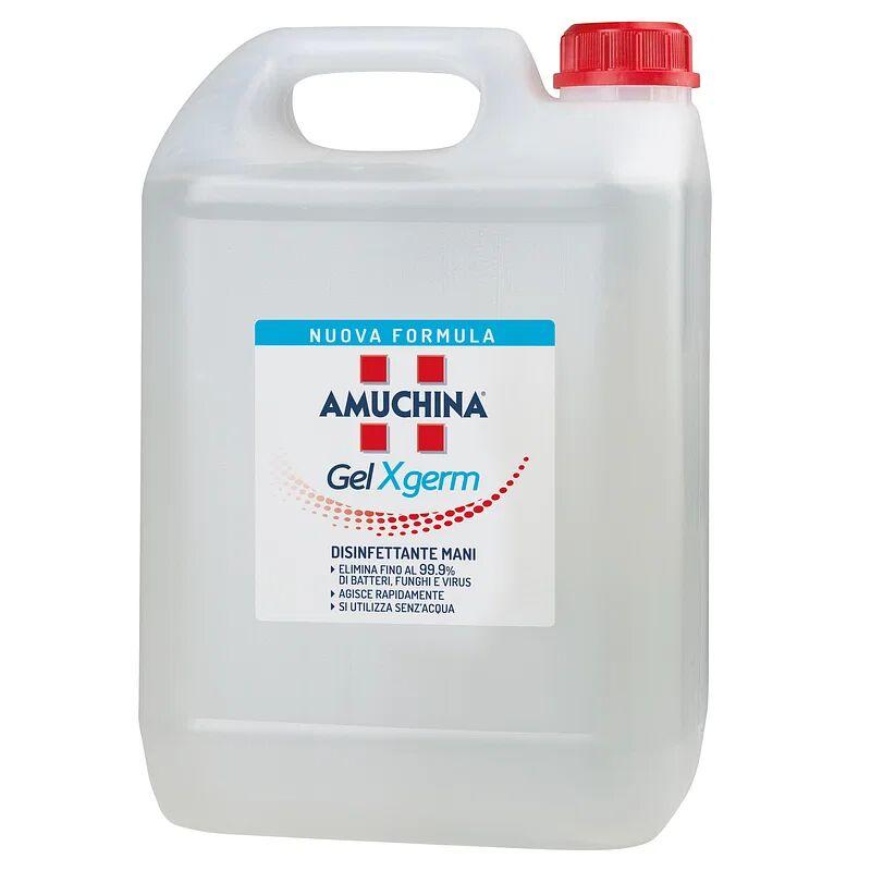 angelini amuchina gel x-germ disinfettante mani 5 litri