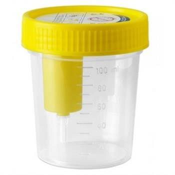 farmac zabban meds contenitore urina sterile sottovuoto 120 ml