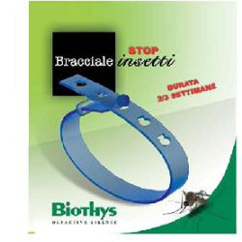 Biothys Stop Insetti Braccialetto Antizanzare